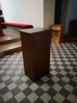 Kolejne elementy wyposażenia kościoła