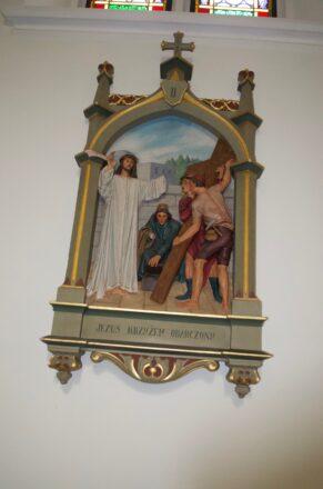 Kolejna stacja Drogi Krzyżowej oddana do konserwacji