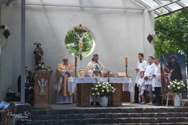 Odpust ku czci św. Rocha (16/08/2020)