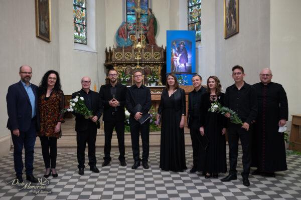 I koncert VII Międzynarodowego Festiwalu Muzyki Organowej i Kameralnej Giewartów 2020