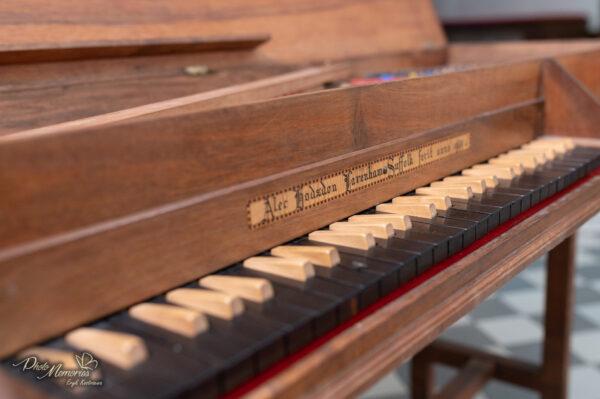 II koncert VII Międzynarodowego Festiwalu Muzyki Organowej i Kameralnej Giewartów 2020