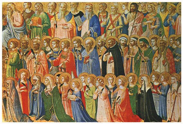 Uroczystość Wszystkich Świętych (1/11/2020)