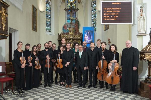 III koncert VII Międzynarodowego Festiwalu Muzyki Organowej i Kameralnej Giewartów 2020