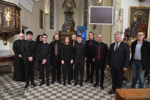 V koncert VII Międzynarodowego Festiwalu Muzyki Organowej i Kameralnej Giewartów 2020