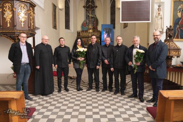 VI koncert VII Międzynarodowego Festiwalu Muzyki Organowej i Kameralnej Giewartów 2020