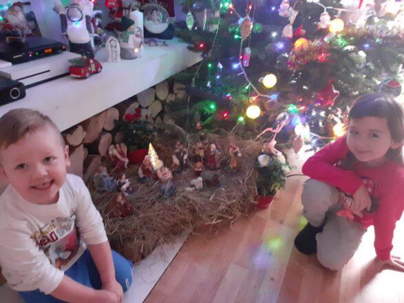 Ostatni etap przygotowań do Bożego Narodzenia – domowe szopki, choinki i inne świąteczne dekracje