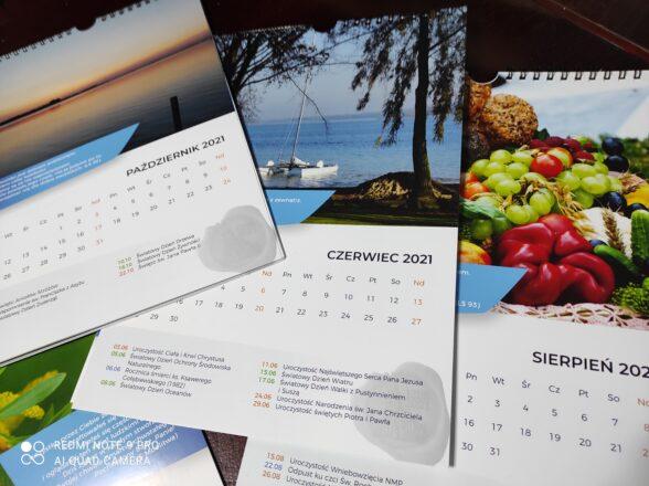 Okolicznościowe kalendarze 2021