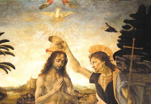 Święto Chrztu Pańskiego (10/01/2021)