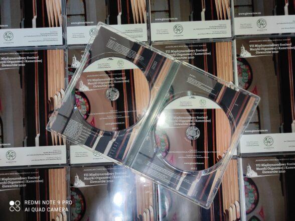 Festiwalowe płyty DVD