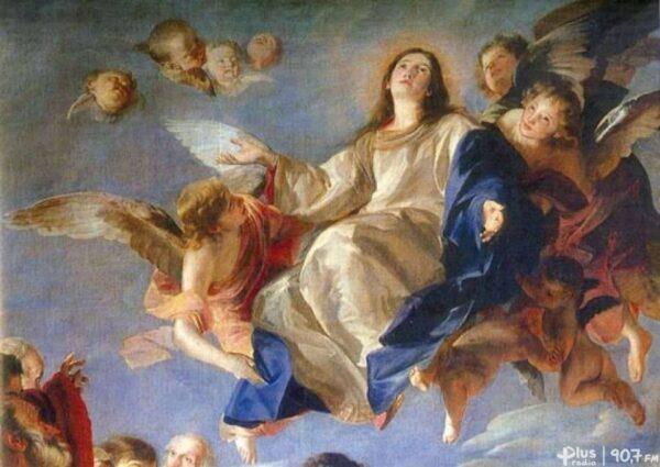 Uroczystość Wniebowzięcia Najświętszej Maryi Panny (15/08/2021)