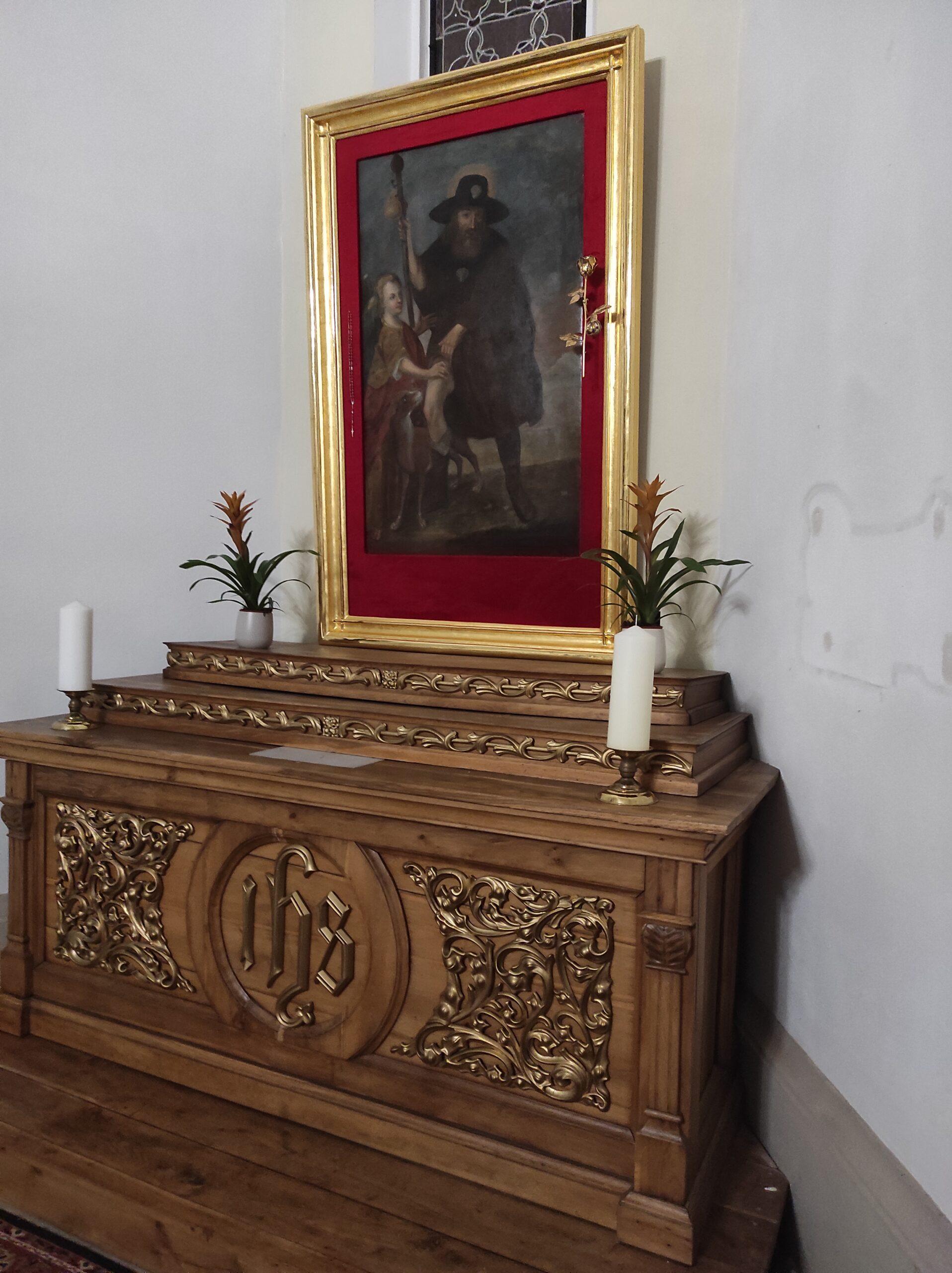 Zmiany wystroju kościoła