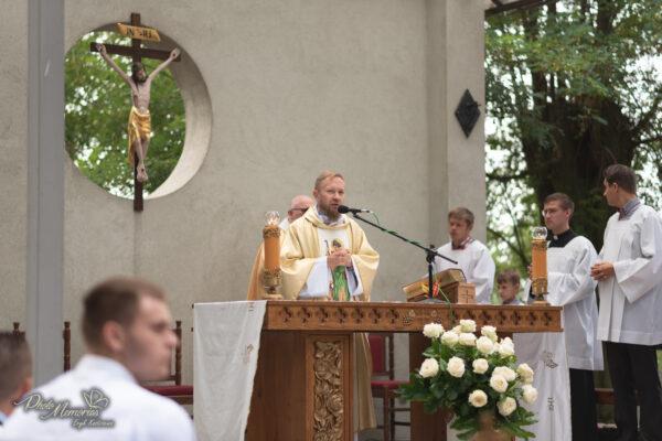 Uroczystości odpustowe ku czci świętego Rocha
