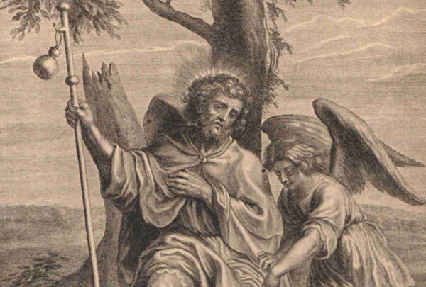 Uroczystości odpustowe ku czci św. Rocha (22/08/2021)
