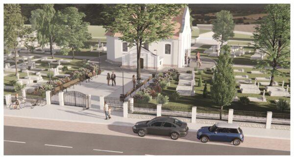 Plany nowego zagospodarowania cmentarza