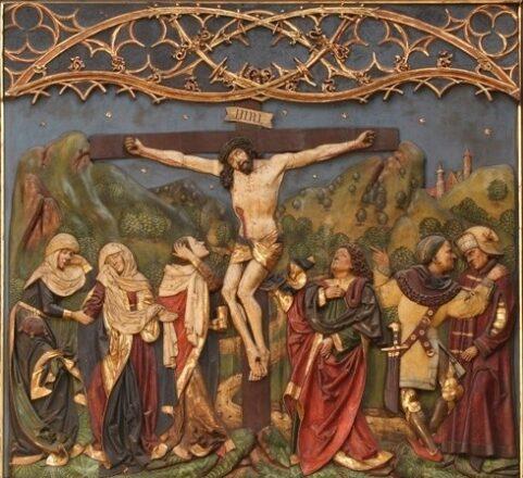 Uroczystość Podwyższenia Krzyża Świętego (19/09/2021)