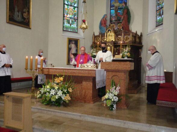Wizytacja Księdza Prymasa