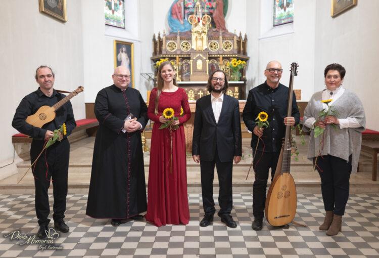 I koncert VIII Międzynarodowego Festiwalu Muzyki Organowej i Kameralnej